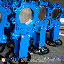 API Knife Gate Valve Fyv 2015
