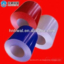 Bobina de aluminio de recubrimiento de PE