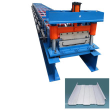Mobile Kr18 Standing Seam Roll Forming Machine