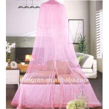 RWholesale en acier inoxydable fil dôme condole peut plier des moustiques en polyester de différentes couleurs