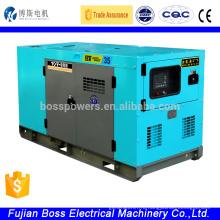 230В 50Гц однофазный дизель-генератор Quanchai 7кva