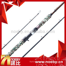 japan high quality carbon snakehead frog fuji fishing rod