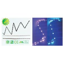 5 мм печатной платы светодиодные полосы sk6812_SMD3535/5050 RGB мини светодиодный свет ленты 5В