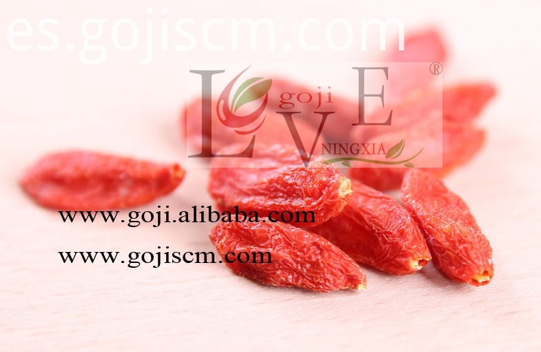 Multiple Benefits goji berry for sale