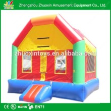 Amusing Playing New kiddie Inflatable Jumping Castle
