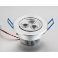 LED SY Downlight Power LED 3X1W