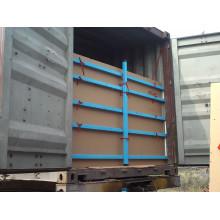 """Mélasse de transport flexitank en conteneur 20"""""""