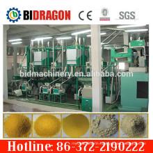 Different capacity grain milling machine for flour plant
