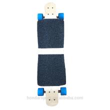 popular de madera cóncava longboard patineta para cuesta abajo