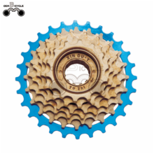 7 speed non-index bicycle freewheel bike cycle parts bicycle freewheel