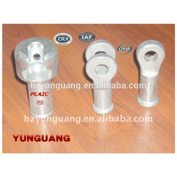 insulator end fitting electric line hardware hot-dip galvanized steel overhead lines accessories