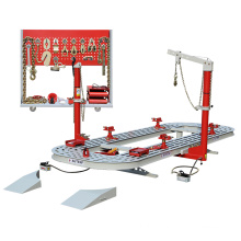 TFAUTENF I-beam ATU-EI2 car repair bench for 4S shop use