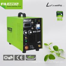 Усовершенствованный IGBT инверторный сварочный аппарат MIG с раздельным податчиком проволоки (MIG-200F / 250F / 315F)