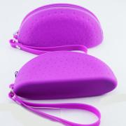 New arrival fashion mini silicone coin purse