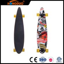 Nova plataforma de madeira mini quadra de skate quatro plataformas China