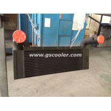 Brazed Air Cooler for Car