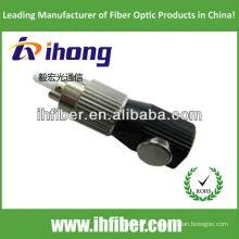 FC blanker Faseradapter runder Typ mit Metallgehäuse