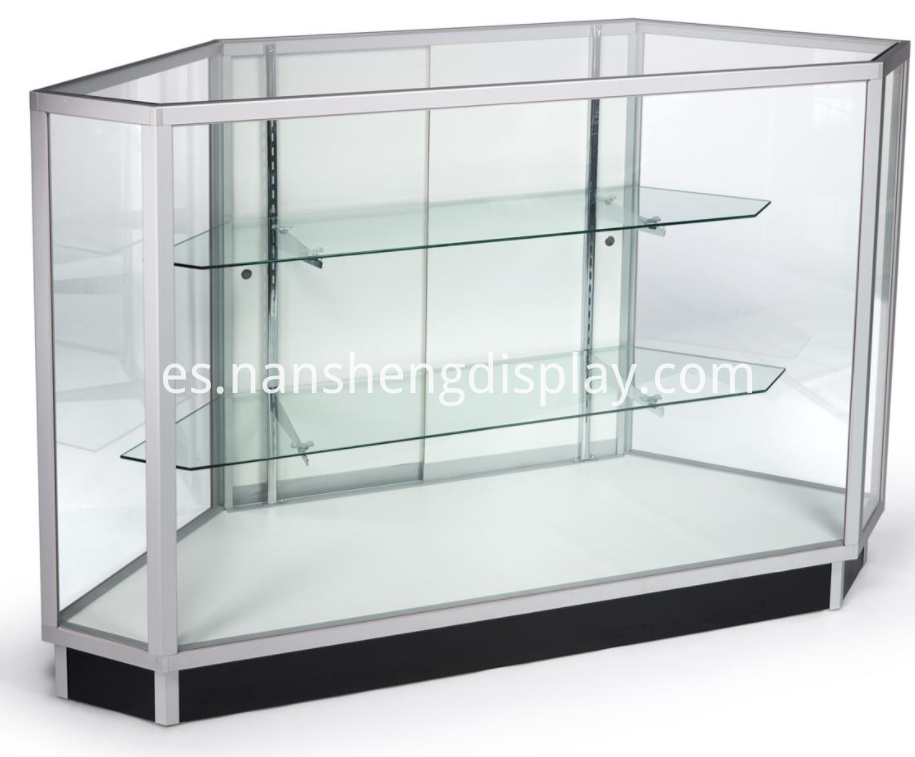 Glass Toy Display Case