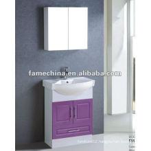 MDF Bathroom Cabinet floor touched cabinet,medicine cabinet