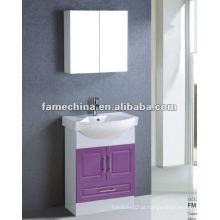 MDF Gabinete de banheiro piso tocou gabinete, armário de remédios