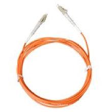 Certificado CE / UL LC a LC Puente de fibra óptica monomodo