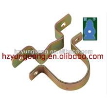 2015 nuevo cable de la línea de alimentación eléctrica conectar sujetar la abrazadera de la construcción accessorydouble abrazadera del oído pinza de cable eléctrico de metal
