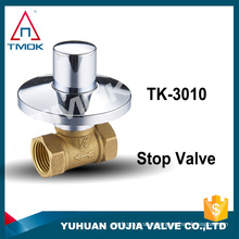 Shower Flow Control Valve shower Sprayer Head Shut Off valve Stop Switch China Supplier