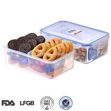 EASYLOCK chinese food container plastic lunch box with compartments