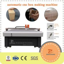 Prix de la machine de fabrication de cartons à vendre