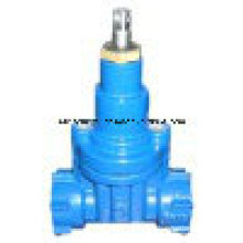 Cast Iron Metal Seat Ball Valves with CE