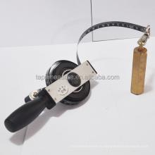 30Meter 50Meter Long Distant Heavy Duty Steel Tank Sounding Oil Tape Measure With Brass