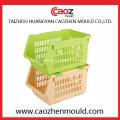 Bandeja de la inyección plástica / molde caliente de la cesta de la venta