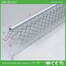 Drywall venta caliente esquinas redondeadas reborde de yeso para drywall