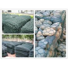 Fels gefüllte Gabion Box (8 * 10)