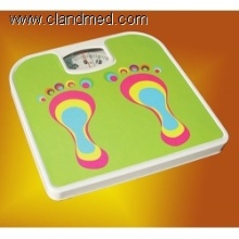 Homely thickness steel  bathroom scale