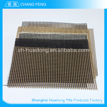 Chemical Resistant Electrical Insulation ptfe mesh conveyor belt