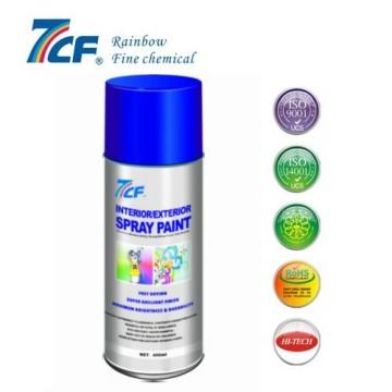 pintura en aerosol aerosol