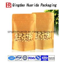 Papel de alta qualidade / Embalagem plástica Saco de frutas secas