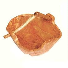 40PCS New Fabulous Carved Naturholz Wurzel Korb Vase Schüssel