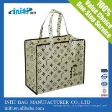 Fashionable Promotional Zip It Saco Zipper Bag Com Preço De Fábrica