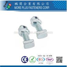 Fabriqué à Taiwan en laiton Batterie boulons