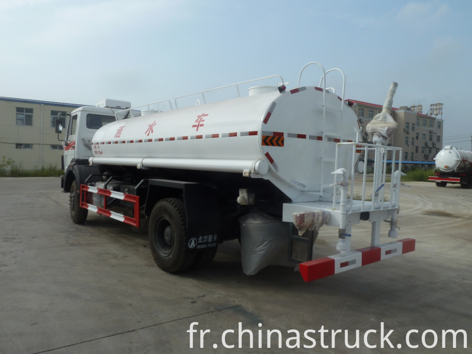 BEIBEN 10CBM water cart
