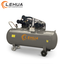 300l 10hp stainless tank industrial air compressor