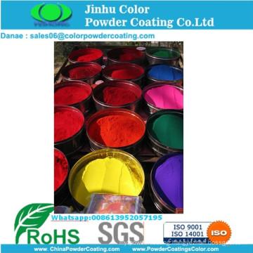 Anti corrosion electrostatic spray epoxy powder coating paint