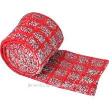 Nouveaux produits chauds matière première pour éponge frotter la matière première en polyester pour l'éponge au plat