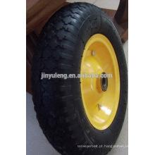 """8"""", 10"""", 12 """", 13"""", 14 """", 16"""" pneu/rodas de borracha para carrinho de mão"""