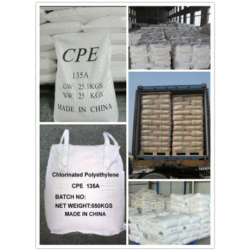 Chlorinated Polyethylene CPE FOR Wire and Cable