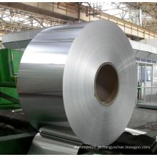 1050, 1060, 1070, 1235, 1100, 1200, 3003, 8011 Bobina de alumínio
