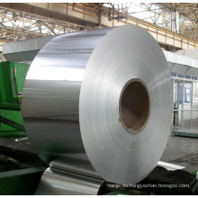 Tira de aluminio para cubrir primero