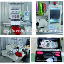 FW-M1201 SINGLE HEAD EMBROIDERY MACHINE